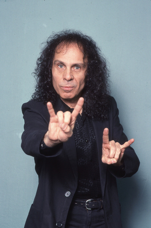 Ronnie James Dio A Life In Vision 1975 2009 By Frank White